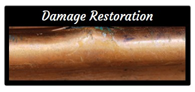 picture of damage reconstruction or repair by Anderson Building & Restoration of Duluth Minnesota