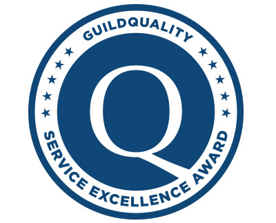 Guild Quality recognizing anderson building and restoration as member