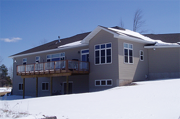 picture of roofing by Anderson Construction & Restoration located in Duluth Minnesota